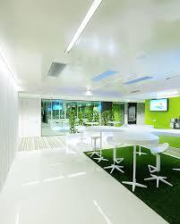 home interior decoration used glass wall futuristic modern