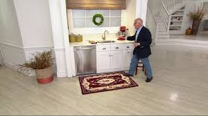 Royal Palace Rug Royal Palace Special Edition Savonnerie Wool Rug On Qvc Youtube