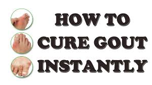 gout treatment how to cure gout instantly gout diet and