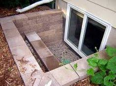 enlarge the window opening by cutting down lower remodel