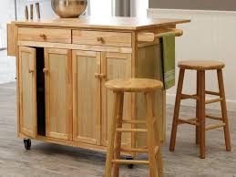 kitchen islands movable kitchen islands on wheels counter height island table rolling