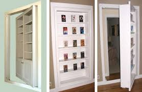 Folding Bookshelves - 8 best small space shelving solutions apartment therapy
