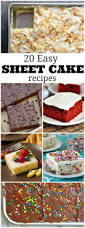 halloween sheet cakes 20 easy sheet cake recipes perfect for celebrations