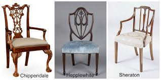 strikingly design chippendale chairs living room