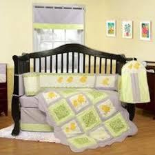 Duck Crib Bedding Set Baby Yellow Polka Dots Ducks Baby Nursery Crib Bedding Set The
