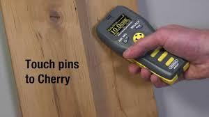 mmd8p precision multi species wood moisture meter
