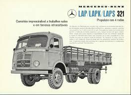 mercedes benz caminhões antigos brasileiros página 18