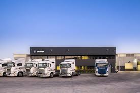 scania trucks hilton lawrence architecture industrial project scania trucks