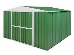 capannone in lamiera box prefabbricato casetta da giardino in lamiera zincata capanno