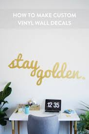 1408 best diy art and craft projects images on pinterest a child make this customized vinyl wall decal