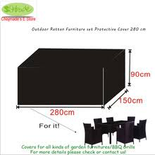 Discount Outdoor Furniture Covers by Popular Outdoor Furniture Covers Buy Cheap Outdoor Furniture