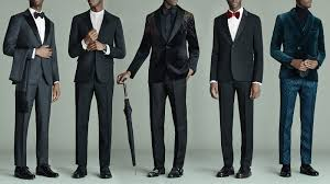 five ways to make the tux your own dress code the journal