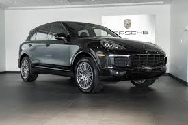cayenne porsche for sale 2017 porsche cayenne platinum edition for sale in colorado springs