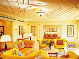yellow room inspire home design