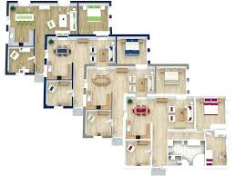 roomsketcher 3d floor plans custom profilesopen plan apartment