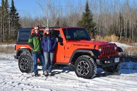 orange jeep wrangler why we chose to buy a jeep rubicon hard rock a life more complete