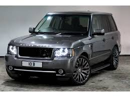 land rover voque used land rover range rover suv 3 6 td v8 vogue 5dr in blackburn