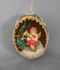 egg ornaments ornaments dioramas at cool stuff for sale vintage collectibles