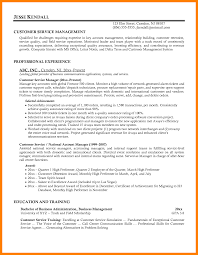 Sample Resume For Accounting Manager by Escalation Manager Resume Free Resume Example And Writing Download