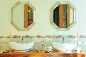 Decorating With Seashells In A Bathroom Shells And Pebbles Brighten Up A Bathroom Hometalk