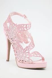 blush wedding shoes wedding shoes prom sandals bridal sandal bridesmaid shoe