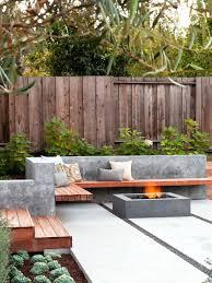 Backyard Cement Patio Ideas Concrete Backyard Ideas Best Patio Ideas For Design Inspiration