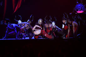 Blame It On Vanity Excerpt Is Armani To Blame For Madonna U0027s Fall Off The Brit Awards Stage
