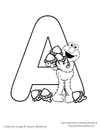 19 best letter a coloring pages images on pinterest drawings