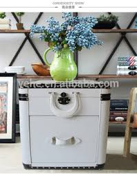 bedside table leather trunk white leather trunk rtk 018 buy