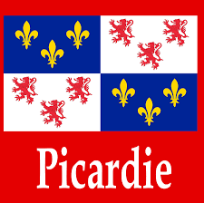 France Flag Images Picardie France Flag And Name Digital Art By Frederick Holiday