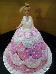 barbie cartoon cake cake basket