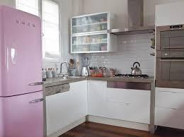 deco cuisine violet cuisine blanc et violet photos de design d intérieur et