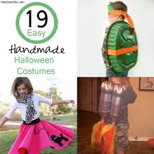Boy Homemade Halloween Costumes 19 Easy Homemade Halloween Costumes Easy Homemade Halloween