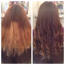 Hair Extensions Long Beach Ca by Before And After Don U0027t Box Dye Color Correction Haircut And