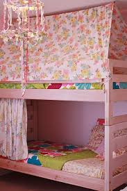 Bunk Bed Tents And Curtains Bunk Bed Tent This Gives Me Ideas Even Doing It Different And