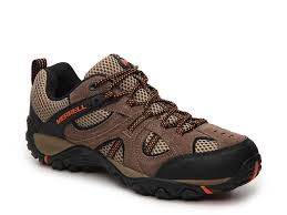 merrell yokota trail ventilator hiking shoe men u0027s shoes dsw