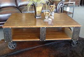 Coffee Tables With Wheels Strickland U0027s Coffee Table With Wheels