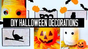 cheap homemade halloween decorations ideas