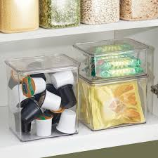 amazon com interdesign kitchen pantry refrigerator freezer