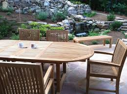 Outdoor Patio Furniture Atlanta by Choosing Teak Tables And Furniture Six Ways To Spot Quality