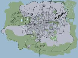 Coyoacan Mexico Map by Gta Mapmaking Page 60 Grand Theft Auto Series Gtaforums