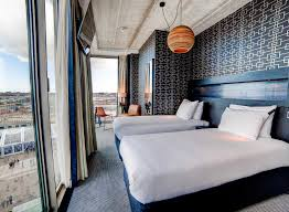 chambre d h es amsterdam hôtel doubletree by hotel amsterdam ndsm wharf