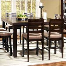 tall kitchen table and chairs jofran 972 61 counter height butterfly leaf dining table dark