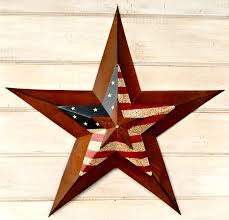 primitive rustic home decor star home decor star wall hanging primitve american barn star