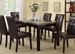 modern dining table and open plan living room in australia stock