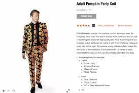 best men suit deals on black friday on 24th you can now buy tom hanks u0027 david s pumpkins suit from u0027saturday