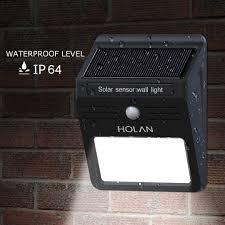 mulcolor 12 led solar lights waterproof solar powered motion