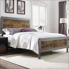 bedroom fabulous rustic bed frame plans log beds queen size log