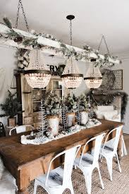 best 25 christmas dining rooms ideas on pinterest rustic round best 25 christmas dining rooms ideas on pinterest rustic round dining table christmas decor and kitchen xmas decorations