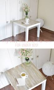 ikea entry table hack home table decoration